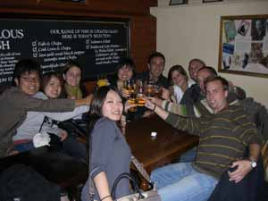Pub Night Oxford School of English